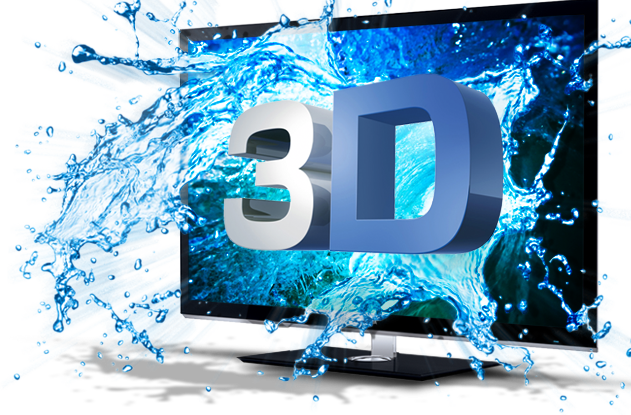 3d technology: helps to give a unique experience